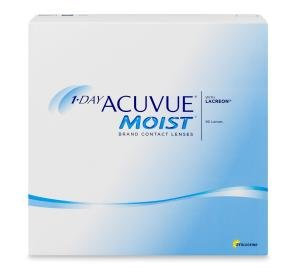 1-day Acuvue Moist 90 PACK Kontaktlinse