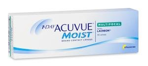1-day Acuvue Moist Multifocal 30 PACK Kontaktlinse