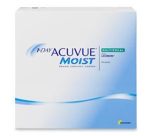 1-day Acuvue Moist Multifocal 90 PACK Kontaktlinse