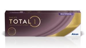 Dailies Total 1 Multifocal 30 PACK Kontaktlinse
