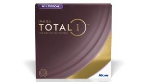 Dailies Total 1 Multifocal 90 PACK Kontaktlinse