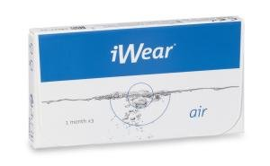 iWear Air 3 PACK Kontaktlinse