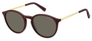 TOMMY HILFIGER TH 1663/S LHF Solbrille Brun med Grå / Sort glass
