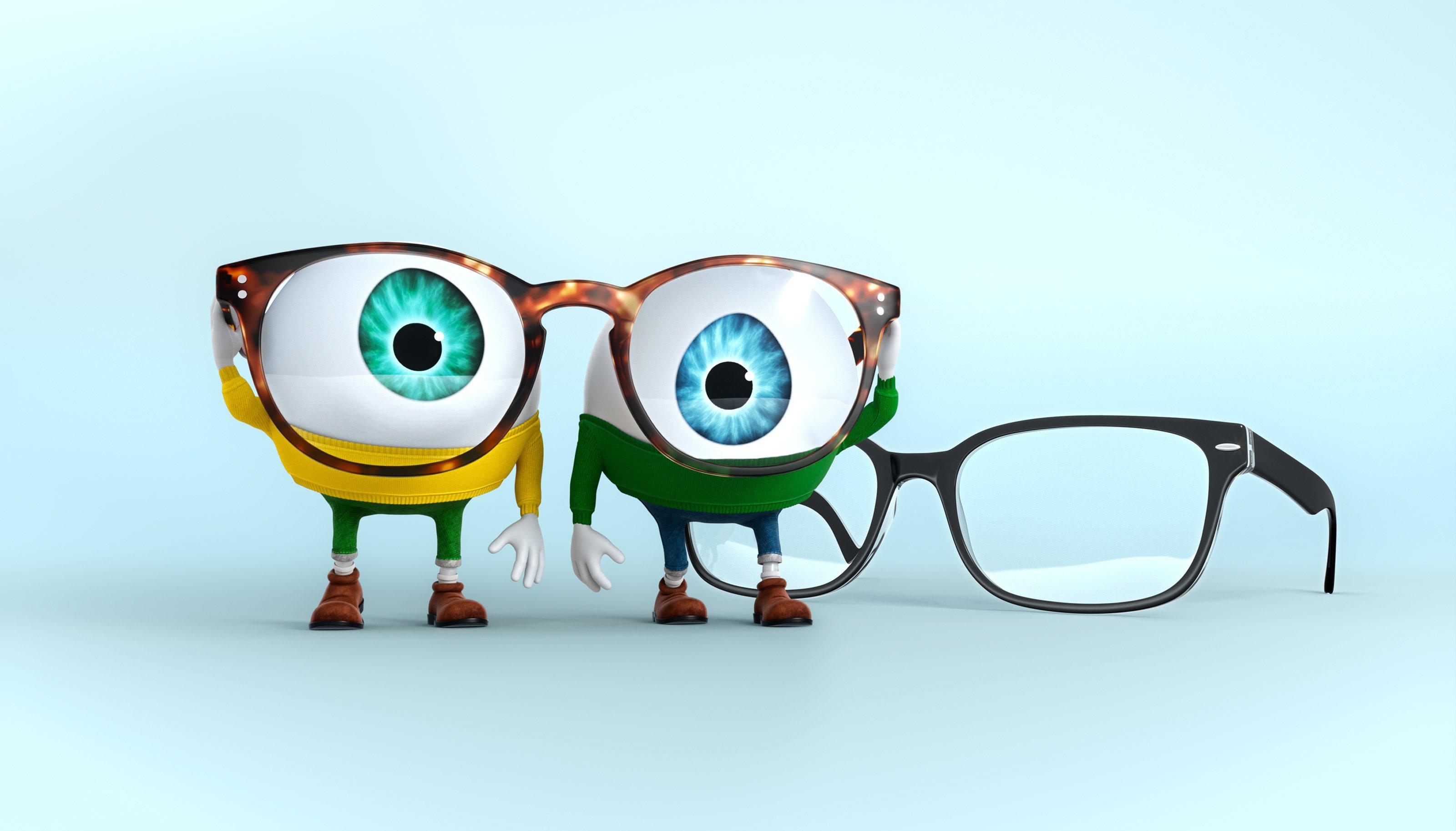 Kjøp en brille få en solbrille med din styrke! Verdi